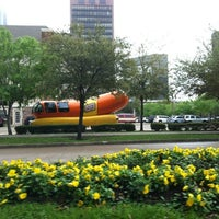 Photo taken at Oscar Mayer Truck by Wang S. on 3/12/2012