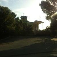 Photo taken at Montepinar by Jose R. on 5/14/2012