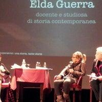 Photo taken at Teatro Socjale Piangipane by Nevio S. on 4/20/2012