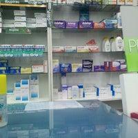 Photo taken at Farmacia LA PLAZA by Slayman on 4/27/2012