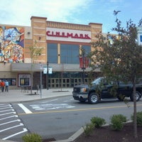 Photo taken at Cinemark Robinson Township and XD by Coleman J. on 7/5/2012