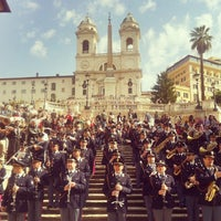 Foto scattata a Piazza di Spagna da Alex S. il 3/18/2012