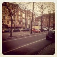 2/20/2012にKevin F.がPlace du Châtelain / Kasteleinspleinで撮った写真