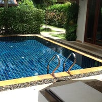 Photo taken at Pai Tan Villas by Santirat J. on 4/22/2012