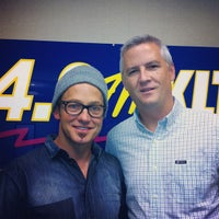 Photo taken at 94.9 KLTY by Mike P. on 8/31/2012