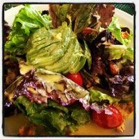 Photo taken at Bio Restaurant by Marina J. on 2/15/2012