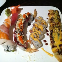 Photo taken at Mr. Sushi by Nikki_Janell on 9/1/2012
