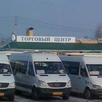 "Photo taken at Автовокзал ""Егорьевск"" by Alina on 3/9/2012"