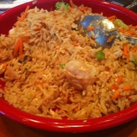 Photo taken at Pei Wei by Monchell M. on 7/17/2012