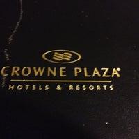 Photo taken at Crowne Plaza Syracuse by Jeff P. on 4/18/2012
