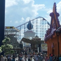 Photo taken at Blackpool Pleasure Beach by Blake G. on 7/7/2012