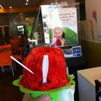 Photo taken at Green Snow Shave Ice by Nathan K. on 7/24/2012