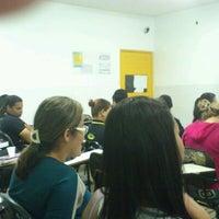 Photo taken at Colégio Intensivo by Osvaldo Sony S. on 6/12/2012