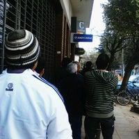 Photo taken at Banco Credicoop by Sebas A. on 9/5/2012