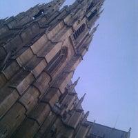 Photo taken at Basilique Sainte-Clotilde by pierre a. on 9/9/2012