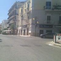 Photo taken at Corso Lorenzo Fazzini by Gabriele on 8/3/2012