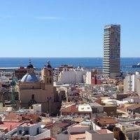 Photo taken at Ermita de la Santa Cruz by Luis P. on 5/1/2012