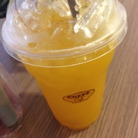 Photo taken at Crepe Cafe' by DeDear S. on 7/11/2012