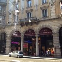 Foto scattata a Hotel Bristol Palace da Giovanni il 6/16/2012