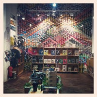 Photo taken at Lomography Gallery Store Barcelona by Sara-Maria on 3/2/2012
