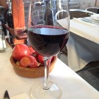 Photo taken at Restaurant La Font de Prades by Isa S. on 7/17/2012