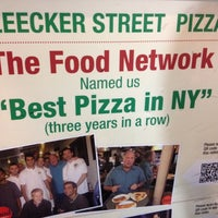 Photo taken at Bleecker Street Pizza by Leo H. on 7/25/2012