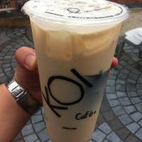 Photo taken at KOI Café by Josephine A. on 8/3/2012