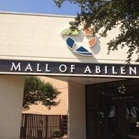 Photo taken at Mall of Abilene by Nikki B. on 8/10/2012