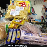 Photo taken at Valli Produce by Scott R. on 2/11/2012