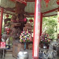 Photo taken at วัดเมตตาธรรมโพธิญาณ by Wanida P. on 7/10/2012