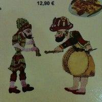 Photo taken at Zurna Kebab by nicolas c. on 7/28/2012