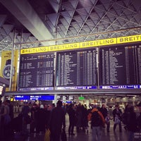 Photo taken at Terminal 1 by Claus W. on 4/1/2012