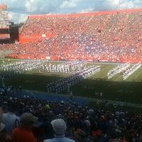Photo taken at University of Florida by Matt W. on 9/1/2012