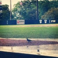 Photo taken at FIU Baseball Stadium by Mathew R. on 3/31/2012
