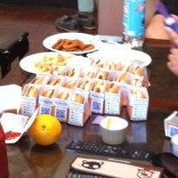 Photo taken at White Castle by Michelle L. on 8/19/2012