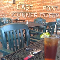 Photo taken at East Point Corner Tavern by Vaden S. on 4/29/2012