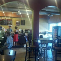 Photo taken at Dunn Bros Coffee by Thomas K. on 7/30/2012