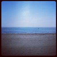 Photo taken at Sandusky Bay by Cassie M. on 7/30/2012