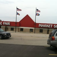 Photo taken at 7 Mile Fair by Anthony S. on 4/15/2012