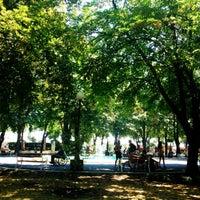 Photo taken at Sea Garden by Tatiana on 8/5/2012