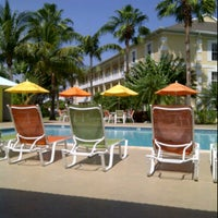 Photo taken at Sunshine Suites Resort Grand Cayman by Joseph M. on 7/27/2012