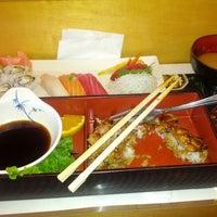 Photo taken at Shin's Sushi Bar by Stella S. on 9/6/2012