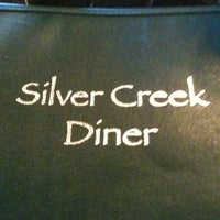 Photo taken at Silver Creek Diner by Jenilee V. on 5/25/2012