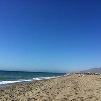 Photo taken at Playa Puerto Rey by Evgenii R. on 6/11/2012