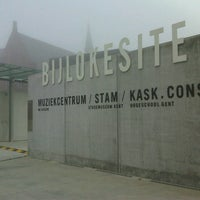 Photo taken at Stadsmuseum | STAM by Wim B. on 9/4/2012