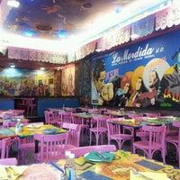 Photo taken at La Mordida de Princesa by Adrian C. on 8/10/2012