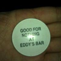Photo taken at Eddy's Bar by Anthony K. on 2/21/2012