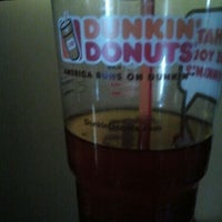 Photo taken at Dunkin' Donuts by Yulonda I. on 6/4/2012