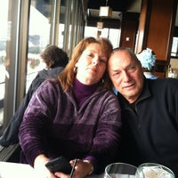 Photo taken at Friday's Station Steak & Seafood Grill by Leesa B. on 4/14/2012