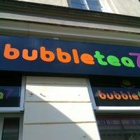 Photo taken at Bubble Tea 7 + VietMama by Joanna J. on 9/11/2012